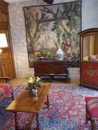 Left Bank Saint Germain : lobby
