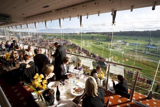 Newbury Racecourse The Hennessy Restaurant