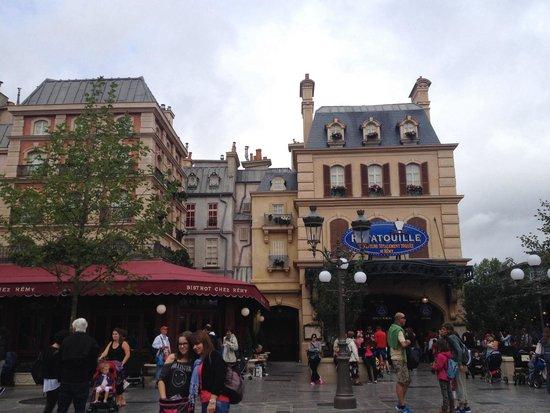 Walt Disney Studios: Ratatouille