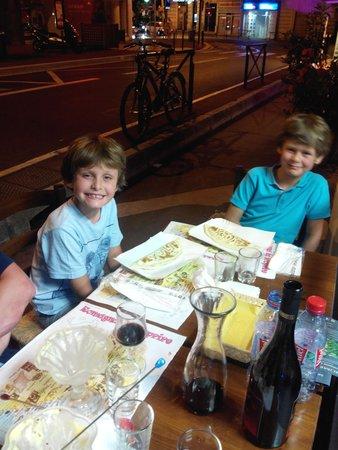 Romagna mia : grazie bambini belli