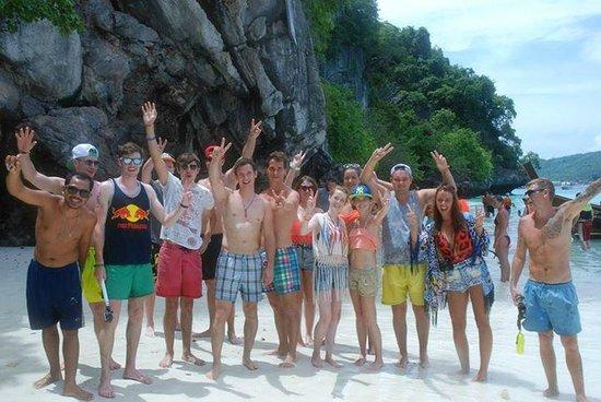Captain Bob's Cruise : the group