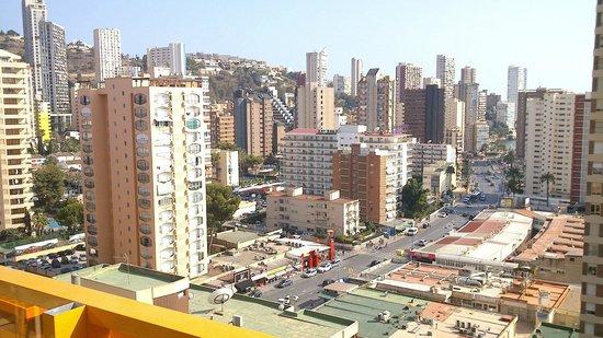Dynastic Hotel: Vistas desde planta 14