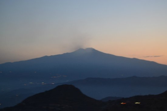 La Taverna dell' Etna: Panorama