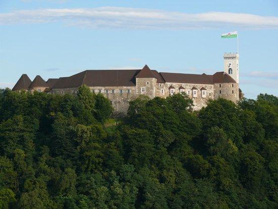 Ljubljanas slott (Ljubljanski Grad)
