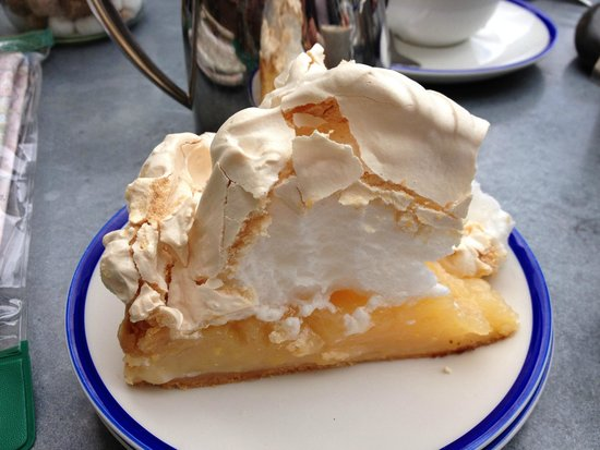 Possibly The Best Lemon Meringue Pie In The World