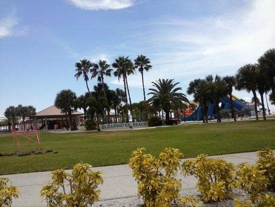 Clearwater Beach: cartão postal