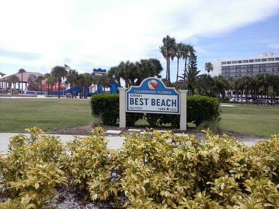 Clearwater Beach: fama merecida