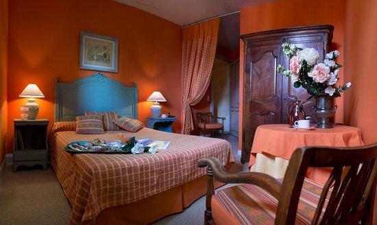 Chateau de Coudree: chambre standard