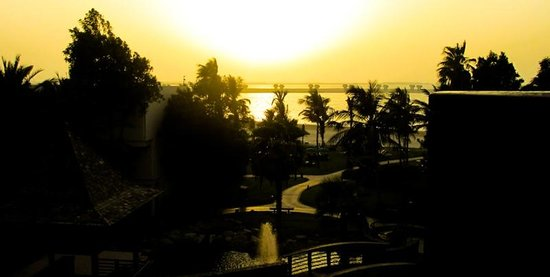 JA Palm Tree Court: Room View