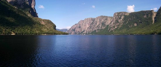 western brook pond # 2