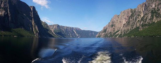 western brook pond # 3