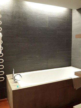 Design Hotel Neruda: Ванна