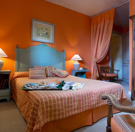 Chateau de Coudree: chambre standard chateau