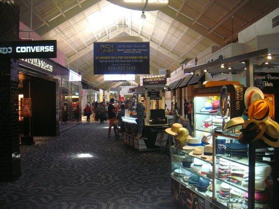 Sawgrass Mills: paraíso das compras