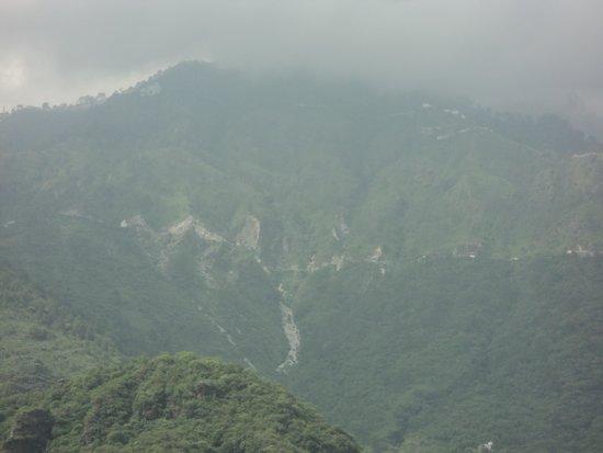 Vaishno Devi: the hills