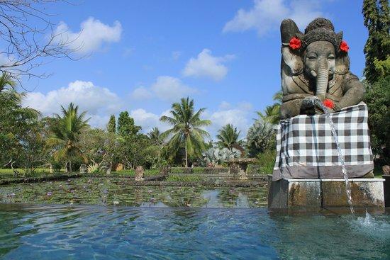 The Chedi Club Tanah Gajah, Ubud, Bali – a GHM hotel: Hotel grounds