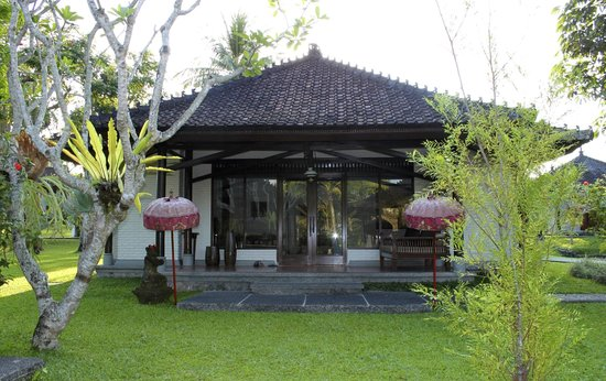 The Chedi Club Tanah Gajah, Ubud, Bali – a GHM hotel: Our spa villa