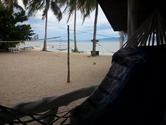 Sea Love Bungalows: view from my bungalow