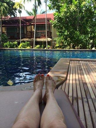 Palita Lodge : отличный бассейн