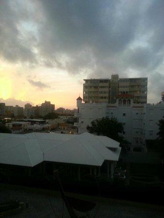 Courtyard San Juan Miramar: Nice Morning