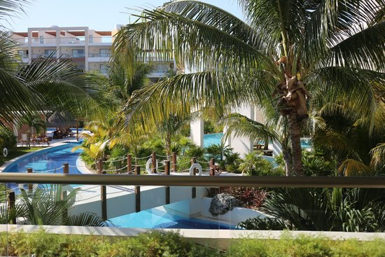 Excellence Playa Mujeres: Balcony