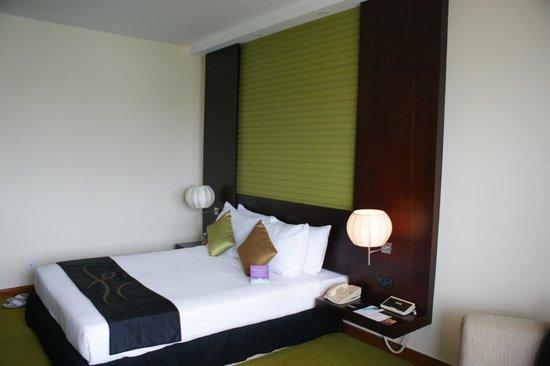 Cinnamon Lakeside Colombo: Room