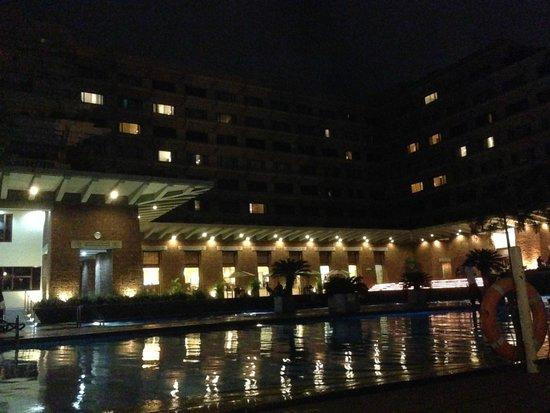 Cinnamon Lakeside Colombo: Hotel surroundings