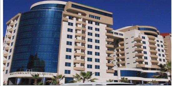 エリリー インターナショナル ホテル