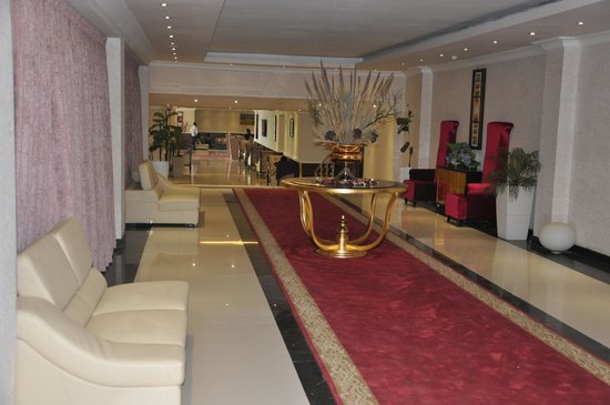 Elilly International Hotel: Lobby