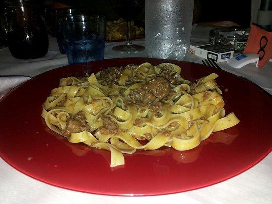 Steak House I Paoli : Cinghiale e porcini
