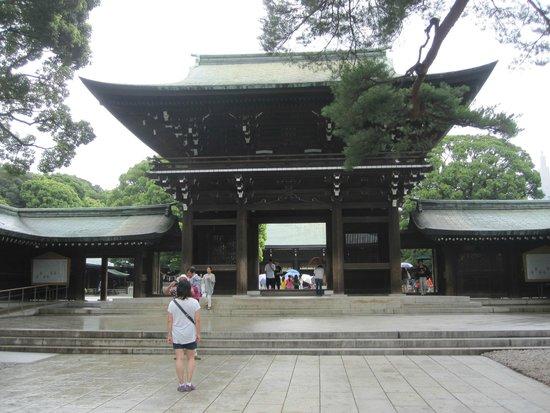 最初の鳥居 - Picture of Meiji Jingu Shrine, Shibuya - TripAdvisor