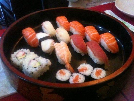 Ristorante Asahi Segrate : sushi special