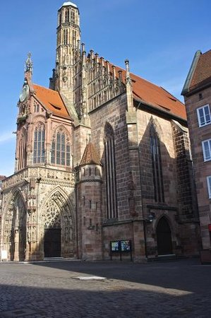 NH Forsthaus Fürth Nürnberg: Norimberga Slendida!