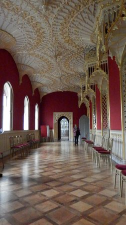 Strawberry Hill House: The Gallery