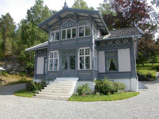 Oppegard Municipality, Norwegia: Uranienborg