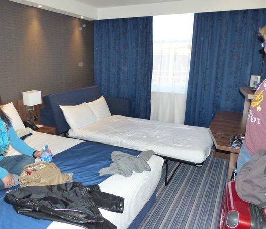 Holiday Inn Express London - Southwark: Room 324