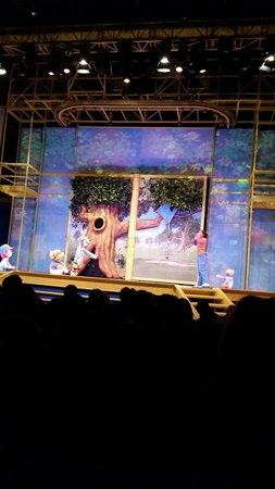 Walt Disney Studios: Disney live show