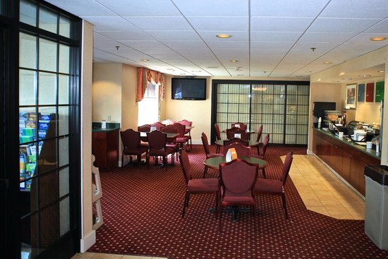 Comfort Inn Plymouth: Dining area