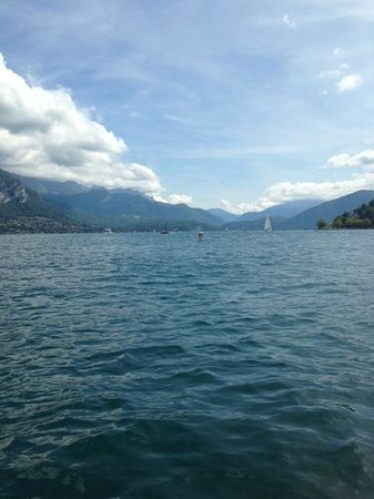 Lac d'Annecy : Annecy Lake