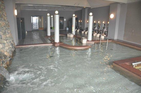 Resort Hotel Mihagi : 温泉1