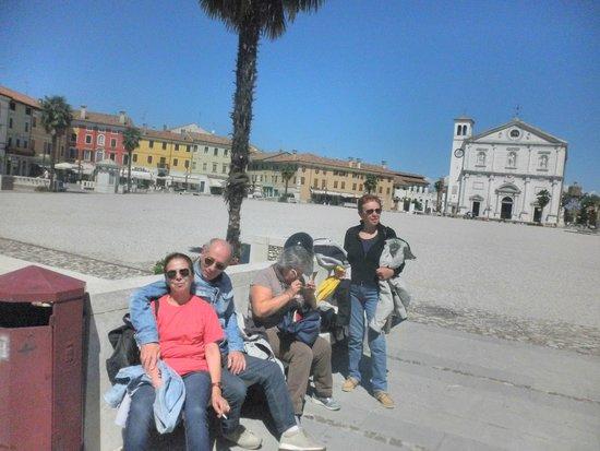 Caffetteria Torinese: Piazza Grande a Palmanova