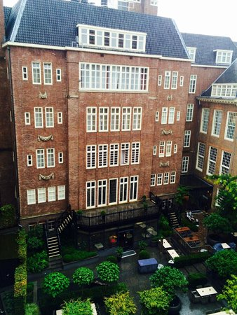 Sofitel Legend The Grand Amsterdam: View from room
