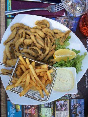 Truite aux amandes picture of restaurant du surchauffant - La cuisine du monstre tours ...