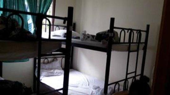 Beds on Bohio: Dorm