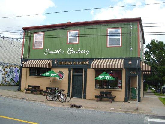 Smiths Bakery Cafe Halifax