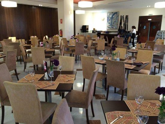 Barcelo Cabo de Gata: Cenas tematicas