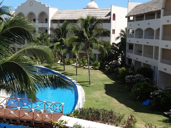 Excellence Riviera Cancun : Our SPA Building 3 Room 3026 View