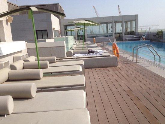 Amari Doha Qatar: #905 Pool bereich