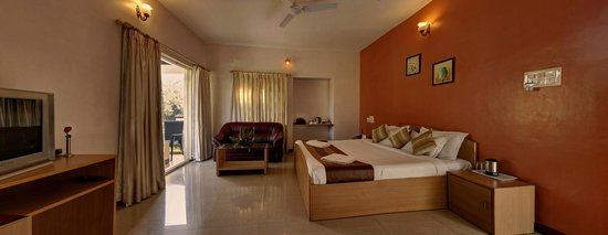 Ruchi the Prince: Deluxe Double Room
