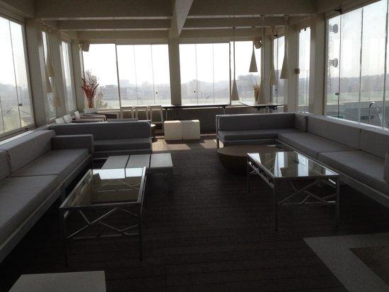 Amari Doha Qatar: #905 Klima Bereich bei der Pool Area
